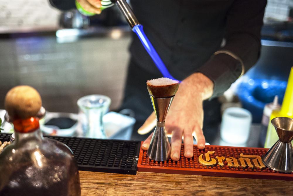 Alla ricerca di un Cocktail Bar a Roma? A San Giovanni c'è Sacco Bistrot!