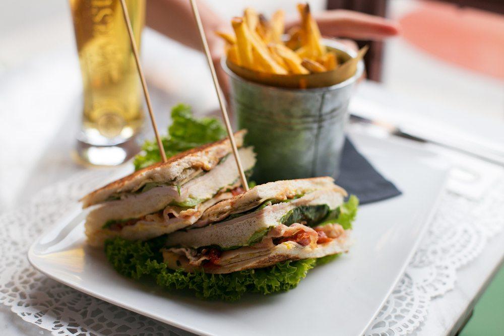 Club Sandwich Il Panino Più Richiesto Dell Anno