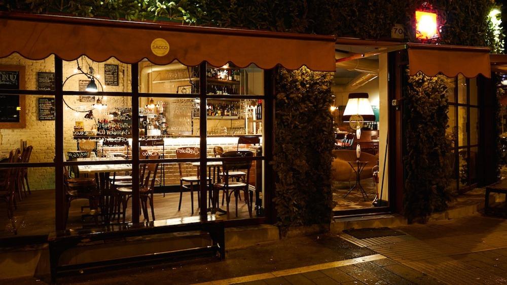 Sacco Bistrot: il tuo ristorante romantico a San Giovanni