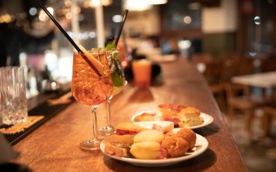 Sacco Bistrot: vieni a provare il nostro aperitivo!