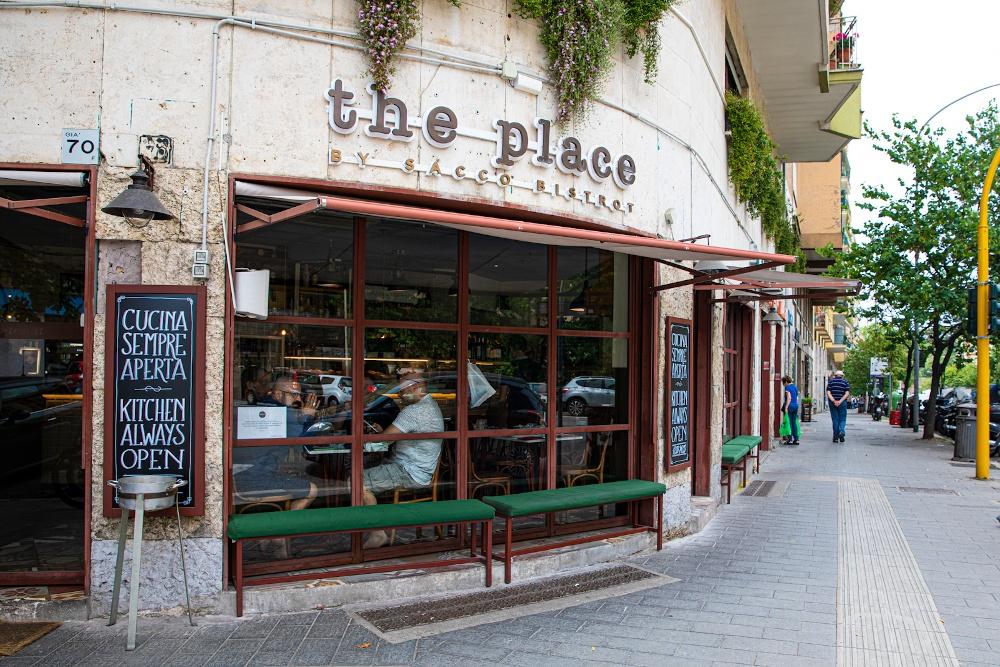 Sacco Bistrot: il tuo bar a San Giovanni!