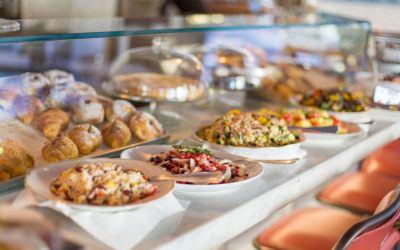 Ristorante con Buffet a Roma? A pranzo da Sacco Bistrot!